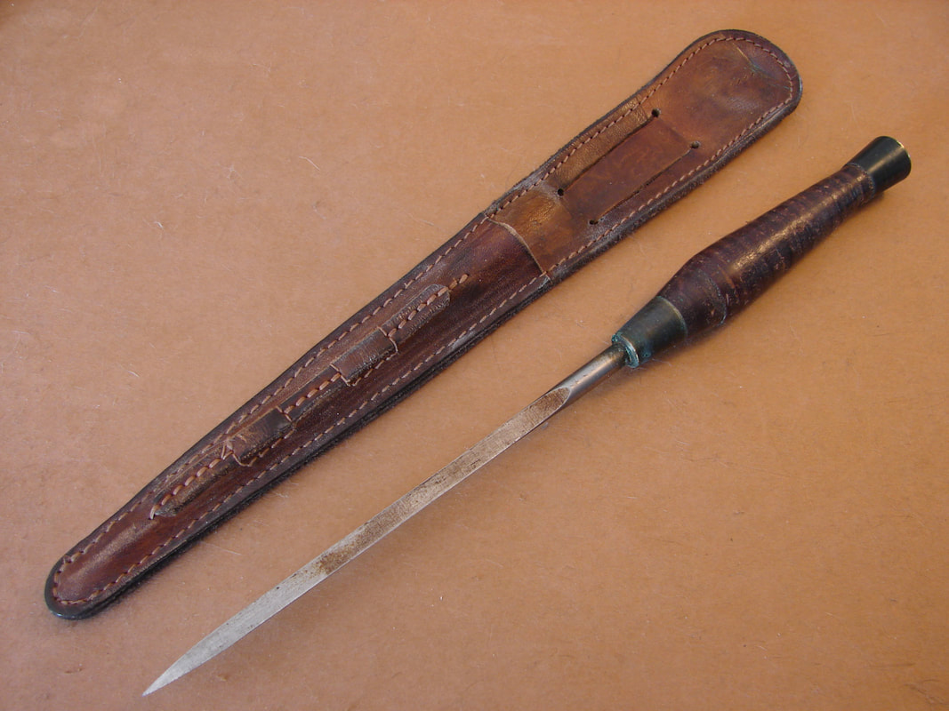 Rarest of Them All - The Fairbairn Sykes Fighting Knives